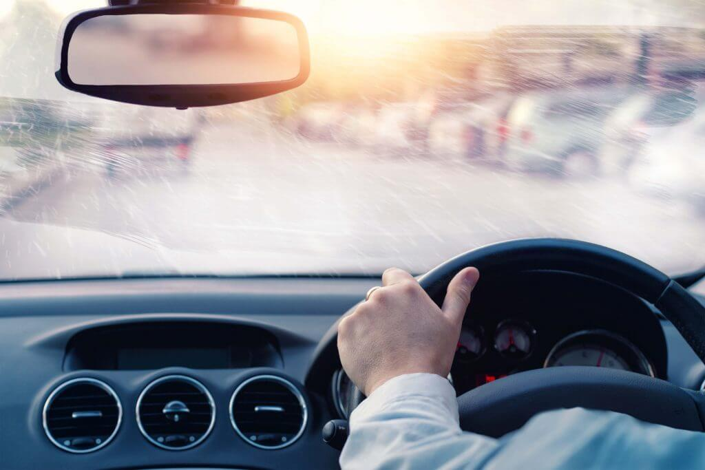 Driving with monthly car insurance