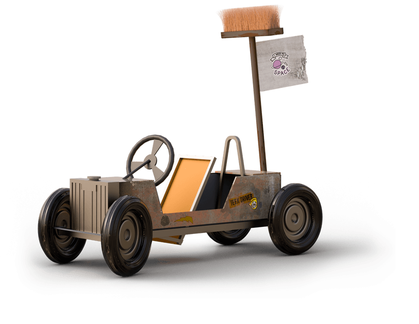 Dayinsure soapbox cart